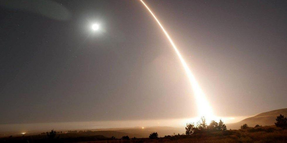 U.S. Military: 'We Are Prepared to Use Nuclear Weapons'