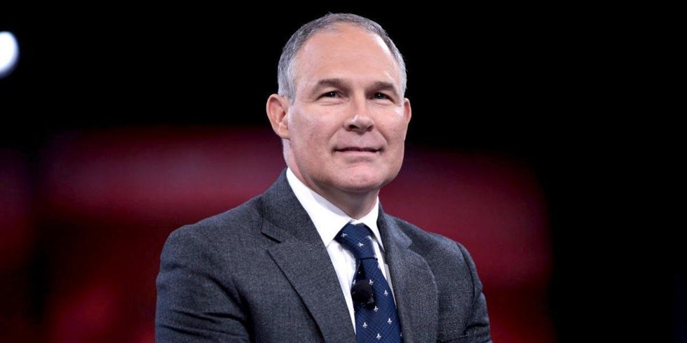 EPA Fires Scientists