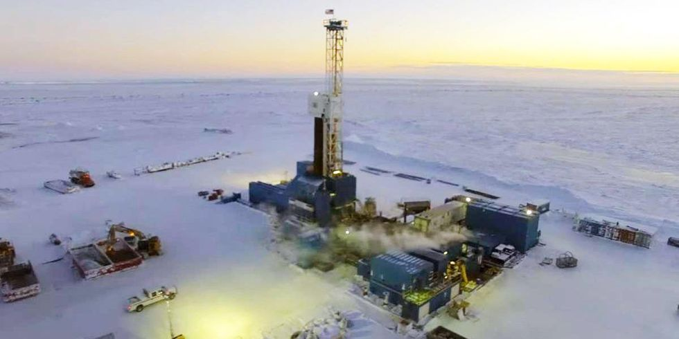 690,000 Contiguous Acres in Alaska May Soon Be Open to Fracking