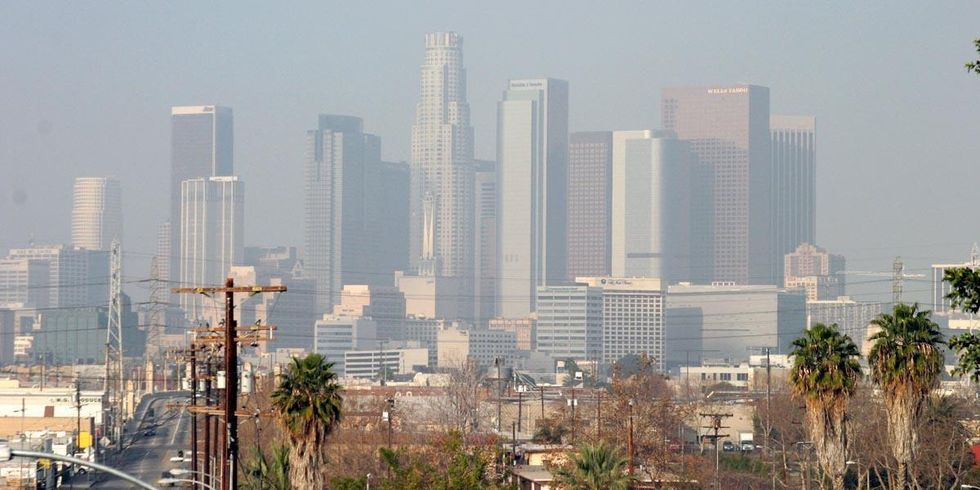 Elevated Cancer Rates Linked to Environmental Quality