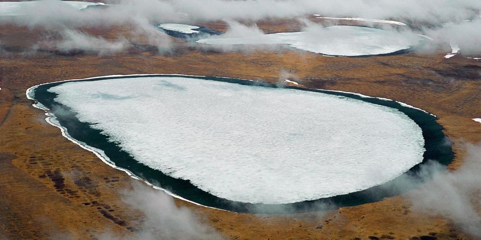 Melting Ice Could Unleash Deadly Bacteria Lain Dormant for Millennia
