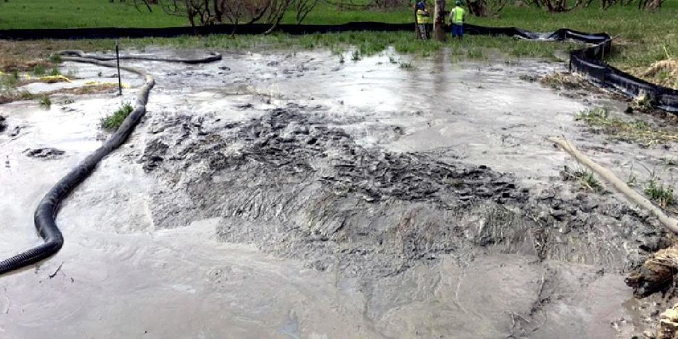 Energy Transfer Partners Fined $431,000 for Rover Pipeline Spills