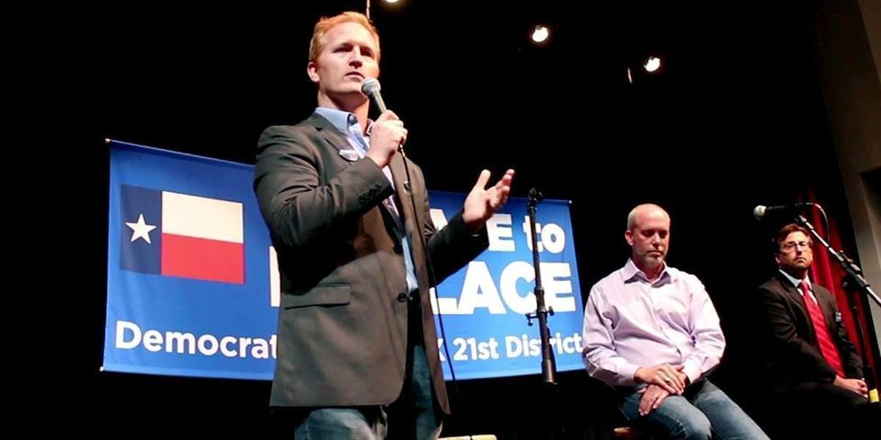 Can This 36-Year-Old Unseat the Biggest Climate Denier in Congress?