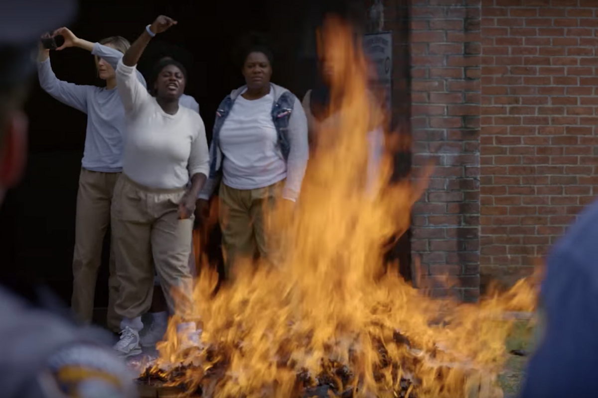 """Watch The First Full """"Orange Is The New Black"""" Season 5 Trailer"""