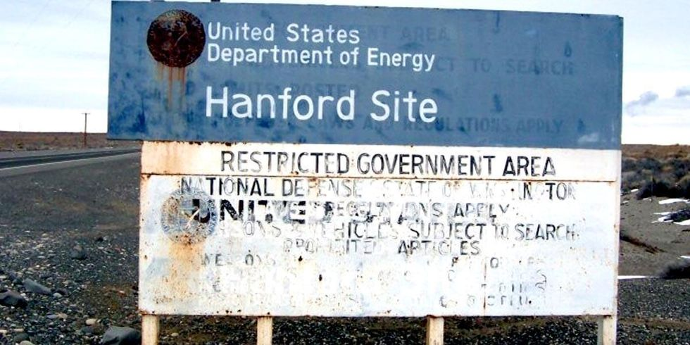 Emergency Declared at Nuclear Waste Site in Washington State
