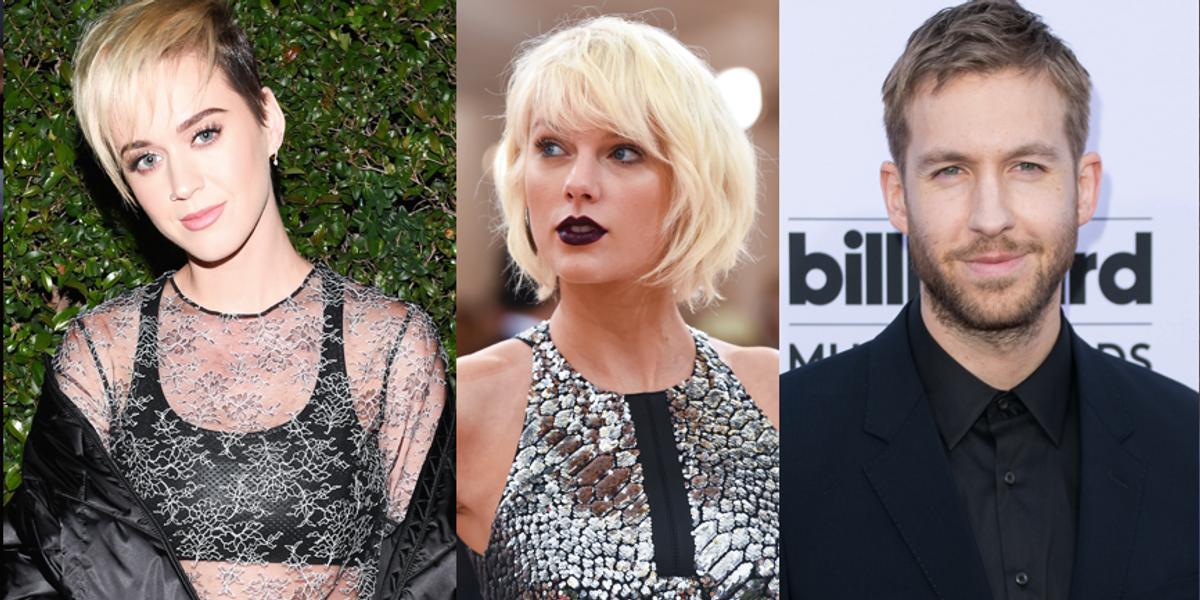 Katy Perry and Calvin Harris Are Collaborating