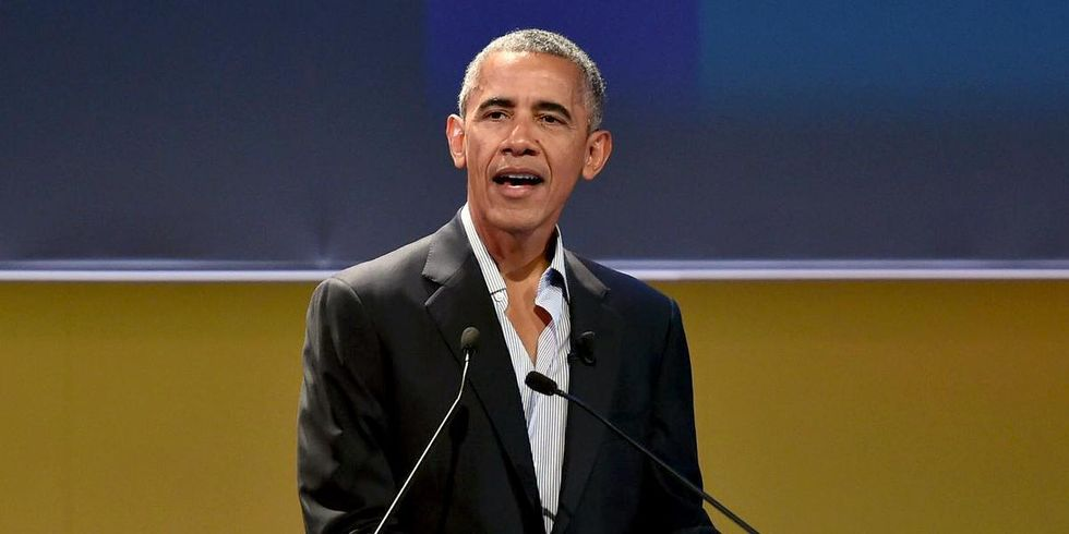 Obama: 'Changing Climate Already Making it More Difficult to Produce Food'