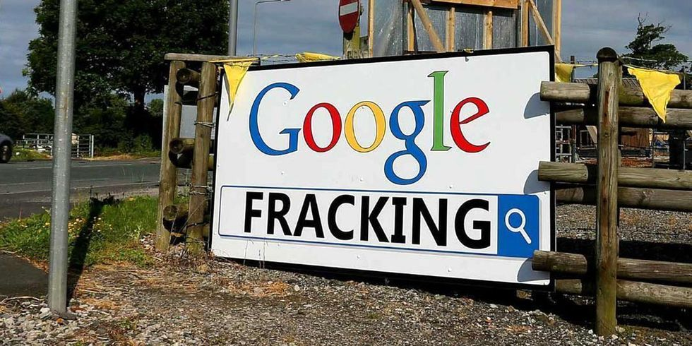 Will Anti-Fracking Websites Be Labeled 'Fake News?'
