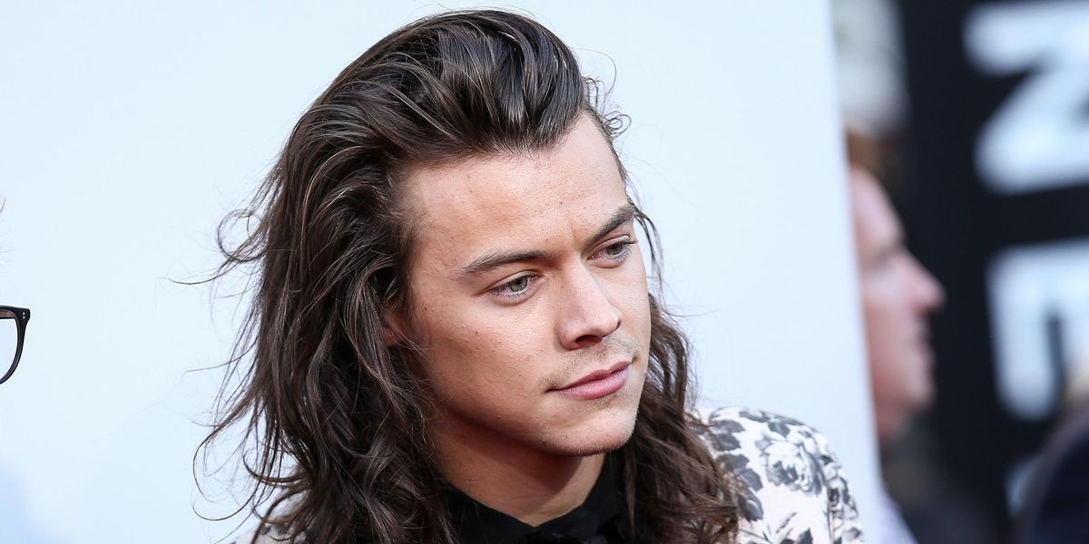 In His Quest for Full Rock Stardom, Harry Styles Tried to Stage Dive at a Show (But Failed)