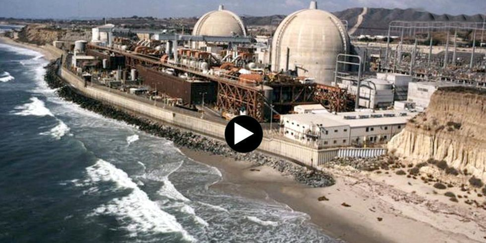 Residents Sue to Block 3.6 Million Pounds of Highly Radioactive Nuclear Waste From Being Stored Near California Beach