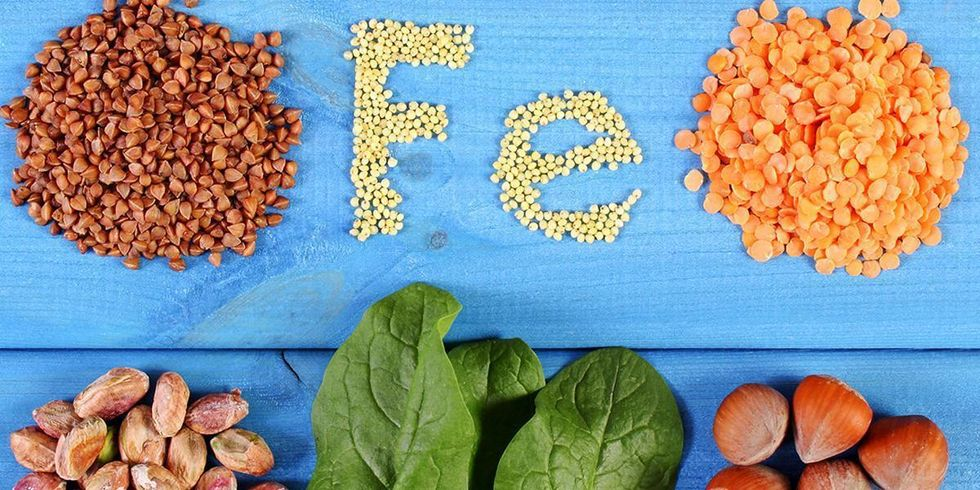 21 Vegetarian Foods Loaded With Iron