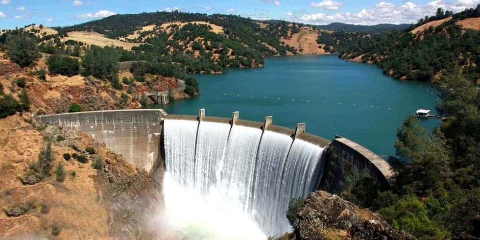 Dams Significantly Impact Global Carbon Cycle, New Study Finds