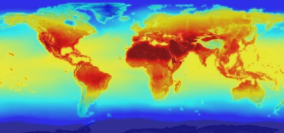 The Planet Is on Course to Breach Warming Limit of 1.5°C Within 10 years, Scientists Warn