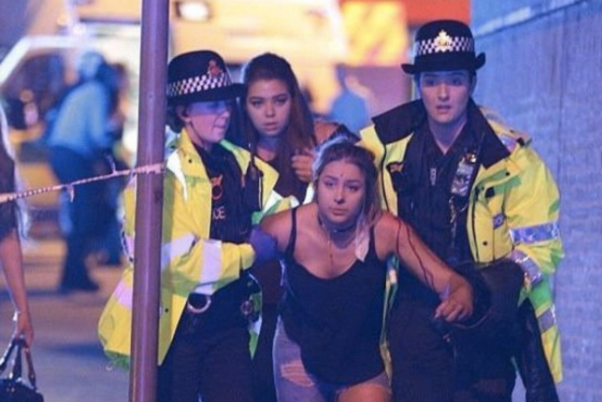Police in England Confirm Multiple Fatalities After 'Loud Explosions' Heard At Ariana Grande Concert