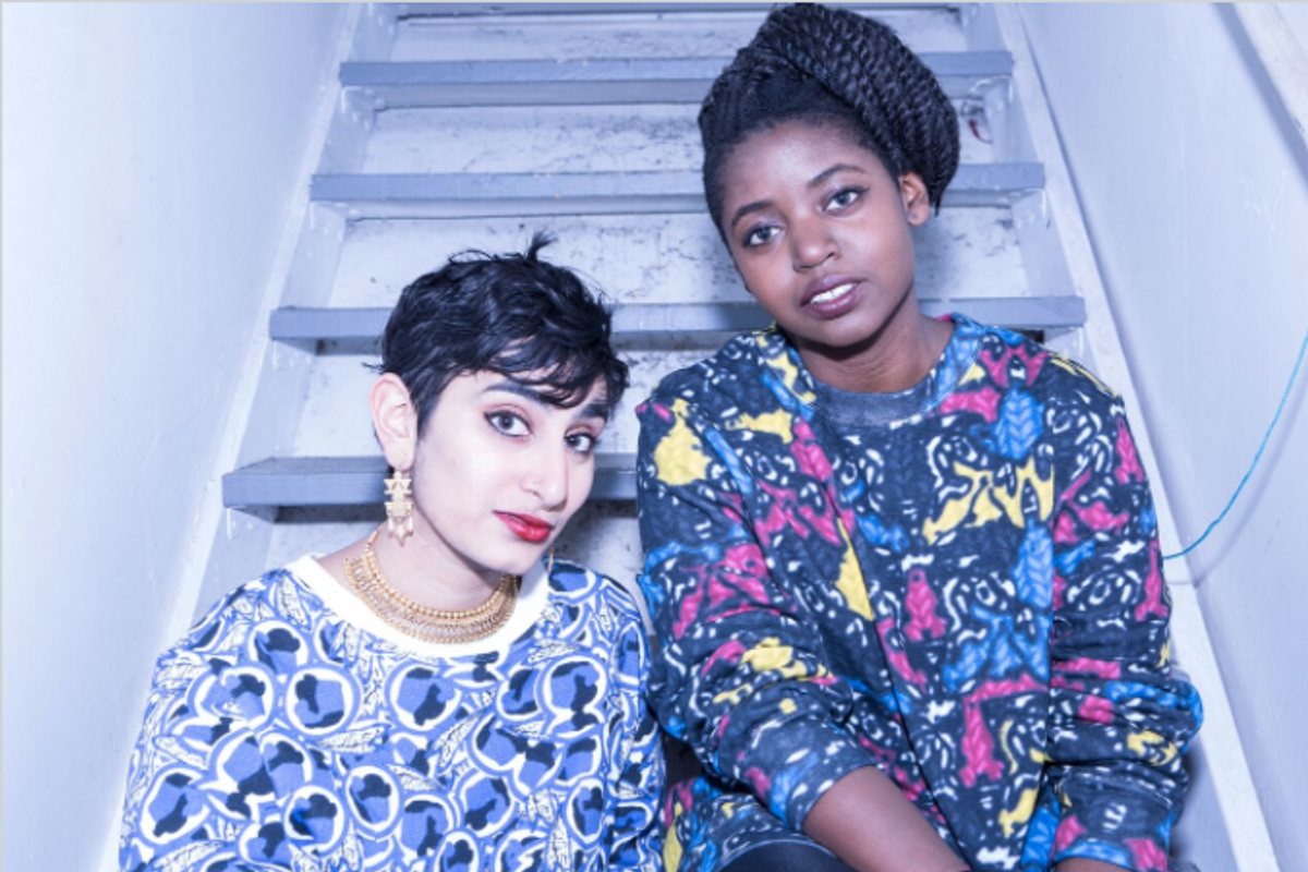 'Brown Girls' Web Series Creators On Friendship, Diaspora, And Letting Characters Make Mistakes