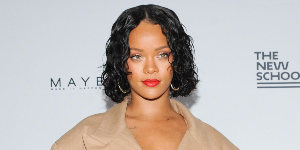 Watch Rihanna Praise The Youth at Parsons Graduation