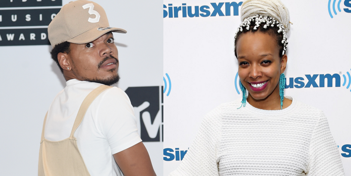 Jamila Woods And Chance the Rapper Are Asking High School Kids to Make Their Next Video