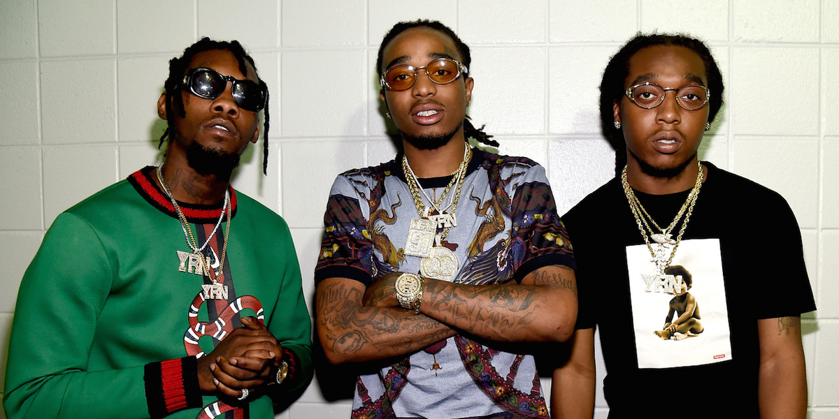 """Migos Ramp Up Homophobia Rumors After Reportedly """"Refusing"""" to Perform with Drag Queens on SNL"""