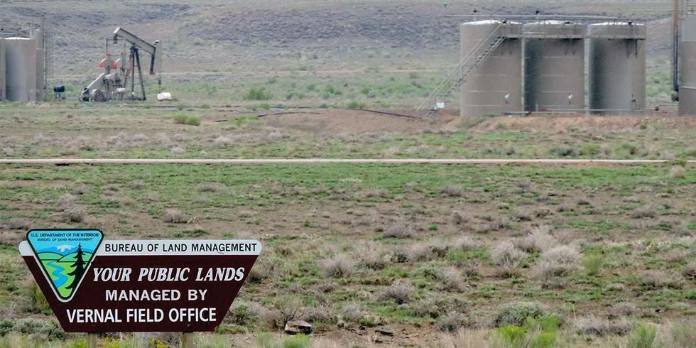Taxpayers Charged $7 Billion a Year to Subsidize Fossil Fuels on Public Lands