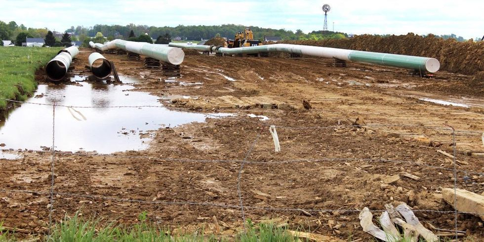 Group Demands Environmental Compliance Records for Rover Pipeline Construction