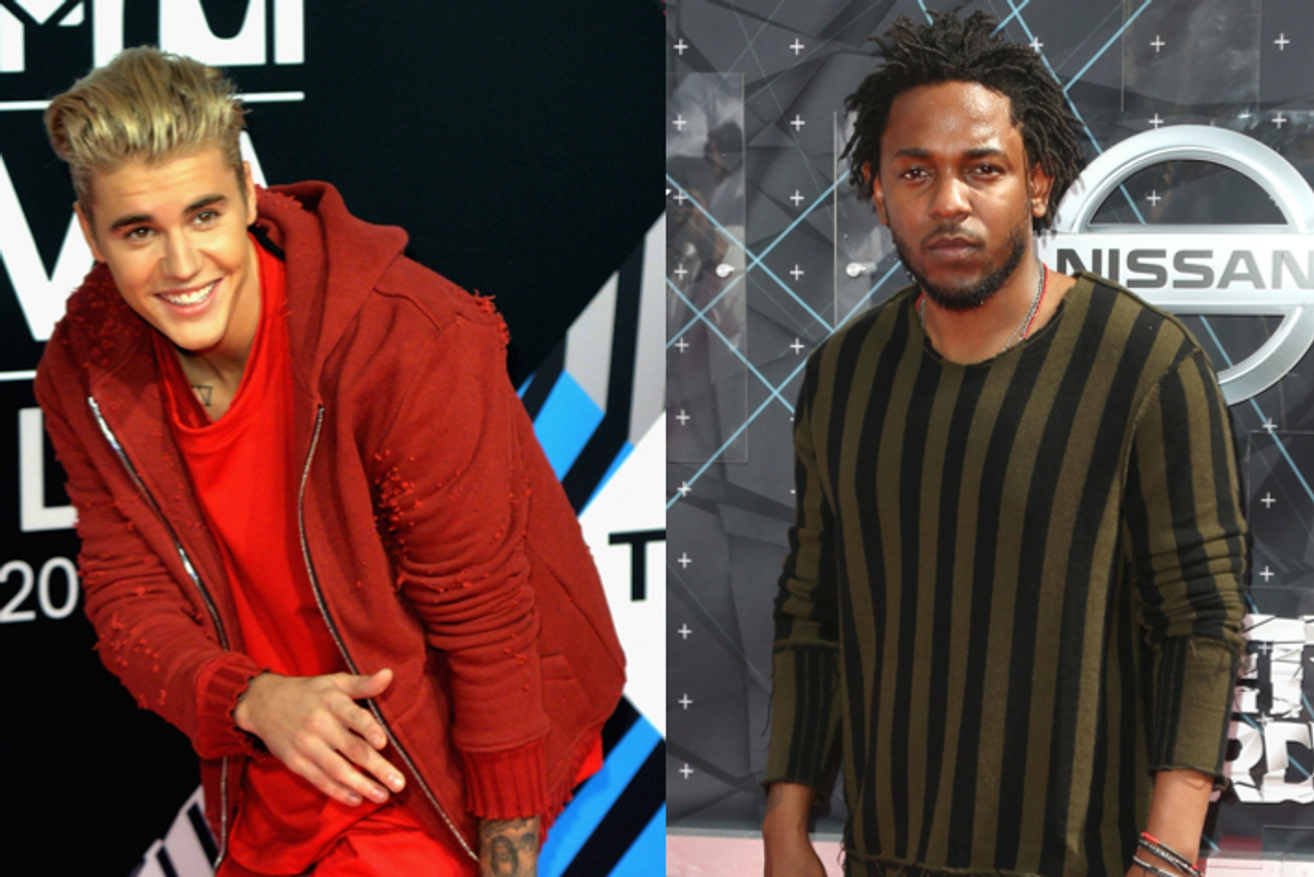 "Justin Bieber Remixed Kendrick Lamar's ""Humble"" and We Have Many Questions"