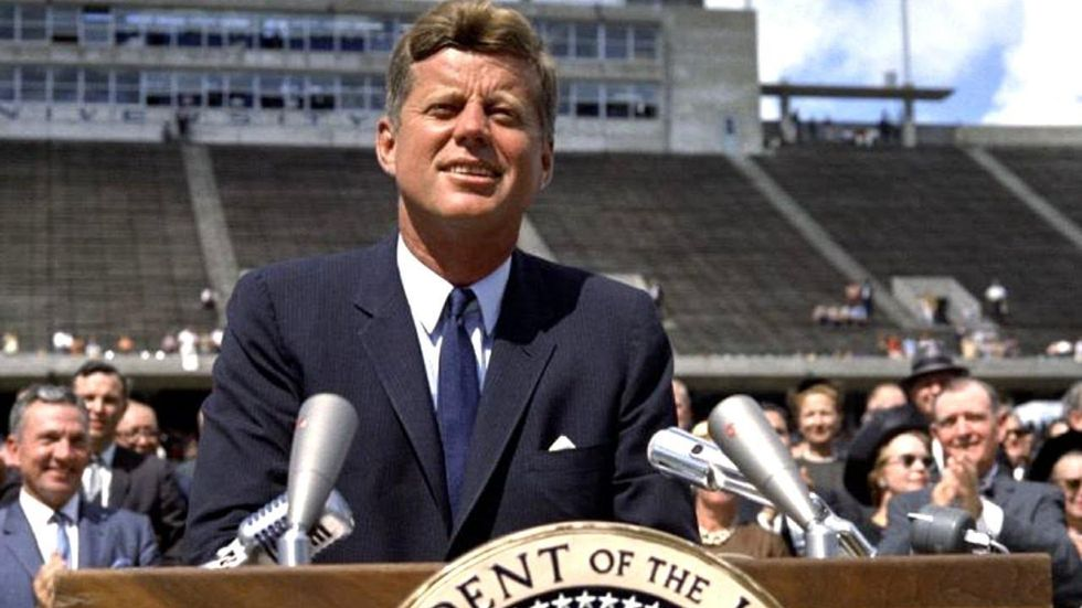 What Would JFK Have Said About the Energy Challenges of Our Times?