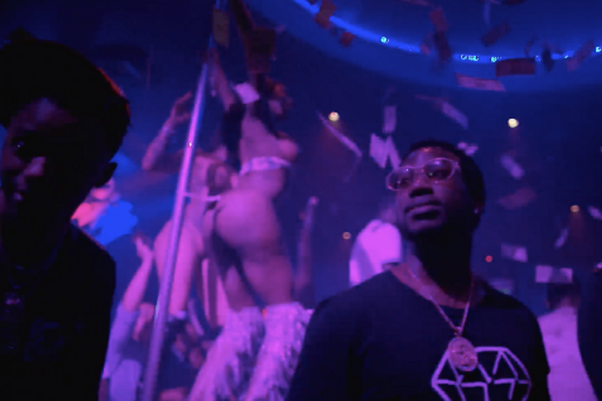"""Watch Gucci Mane Visit Magic City In New NSFW """"Hurt Feelings"""" Video"""