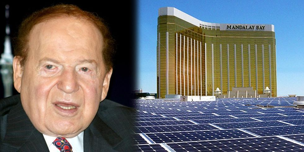 Casino Magnate Wants to Kill Bill That Would Make Nevada a Renewable Energy Powerhouse