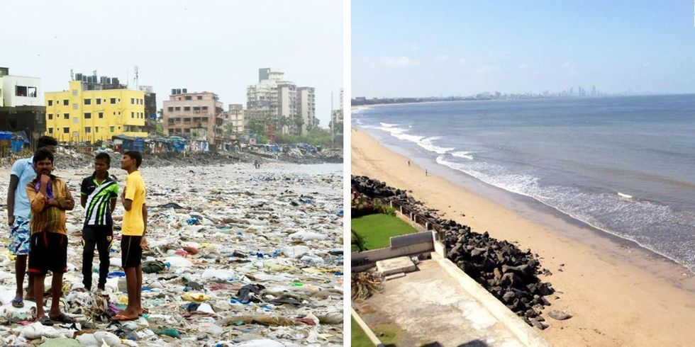 World's Largest Beach Clean-Up: Trash-Ridden to Pristine in 2 Years