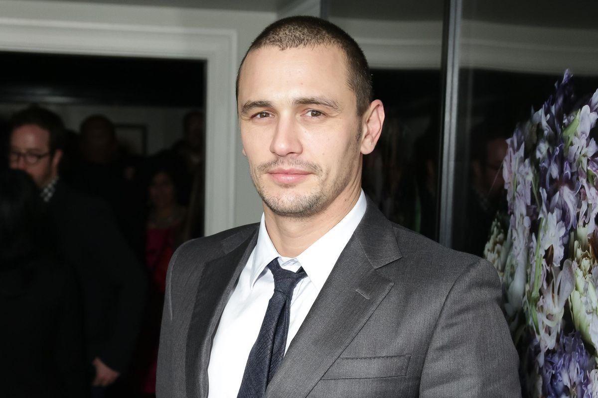 """James Franco, """"Quintessential Cool Guy,"""" Is The Face of Coach's New Fragrance For Men"""