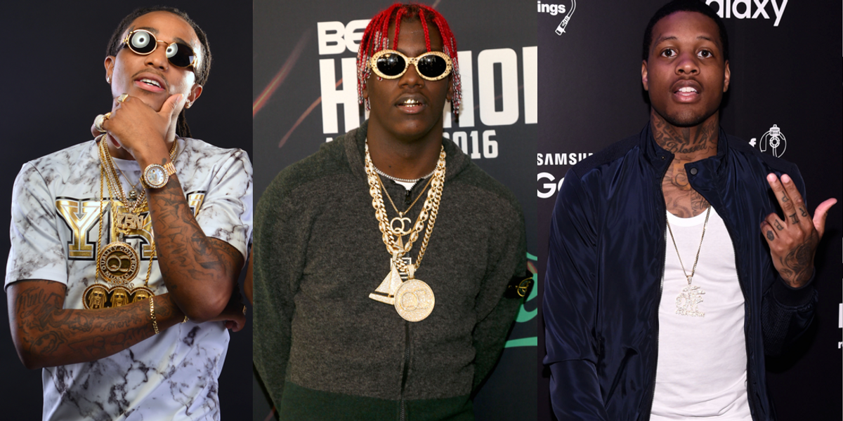 Atlanta's Finest Lil Yachty, Quavo and Lil Durk Have United to Deliver Some Straight Fire
