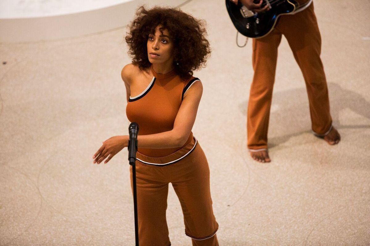 Solange Shattered Barriers At Her Guggenheim Performance