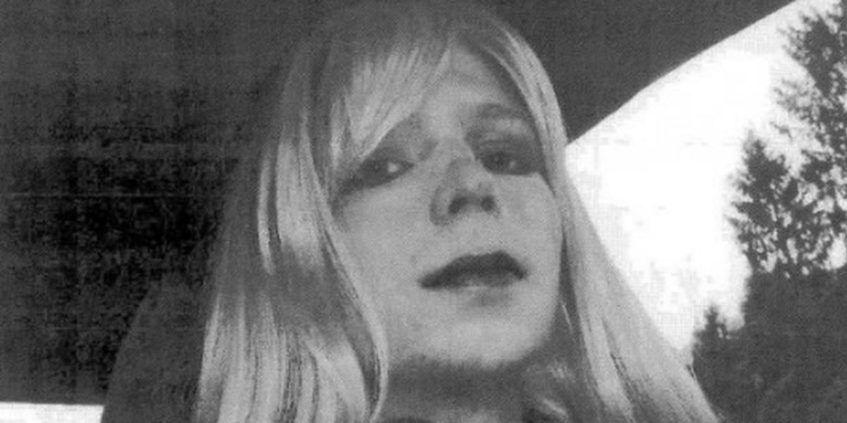 Chelsea Manning is Reportedly Going From Prison to the Pages of Vogue