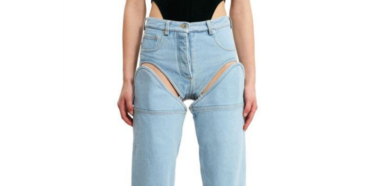 These Instant Jeans-to-Jorts Will Haunt Your Dreams