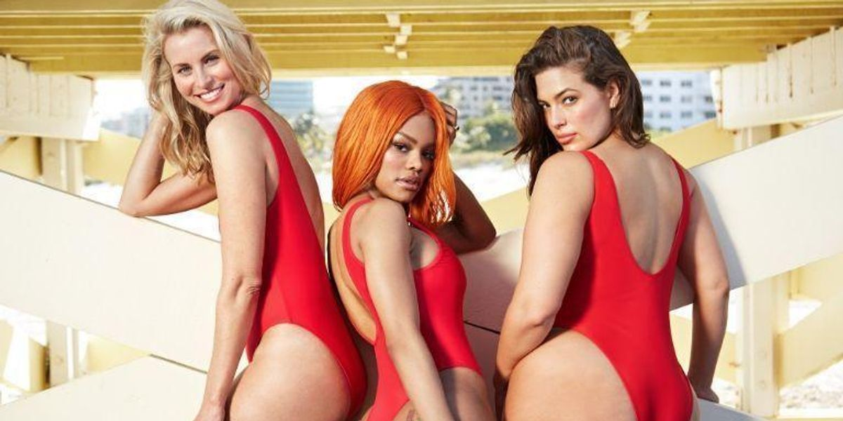 Ashley Graham, Niki Taylor and Teyana Taylor Are the Ultimate Baywatch Babes in New Swimsuits For All Campaign