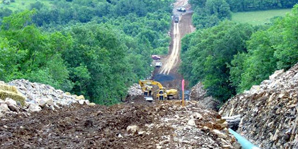 6 Banks Behind the Mountain Valley Pipeline