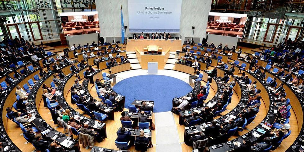 World's Commitment to Paris Agreement Remains Strong as Bonn Climate Talks End
