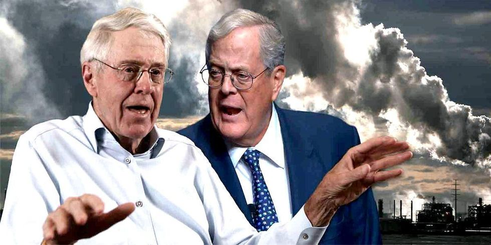 Trump's Koch-Funded Appointees Continue Ruthless Attack on Clean Energy Growth