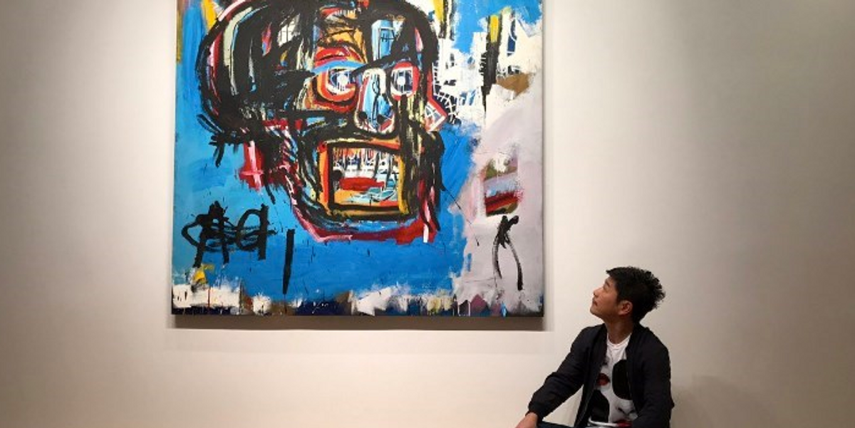 One of the World's Youngest Billionaires Bought a Basquiat for a Record-Breaking $110.5 million