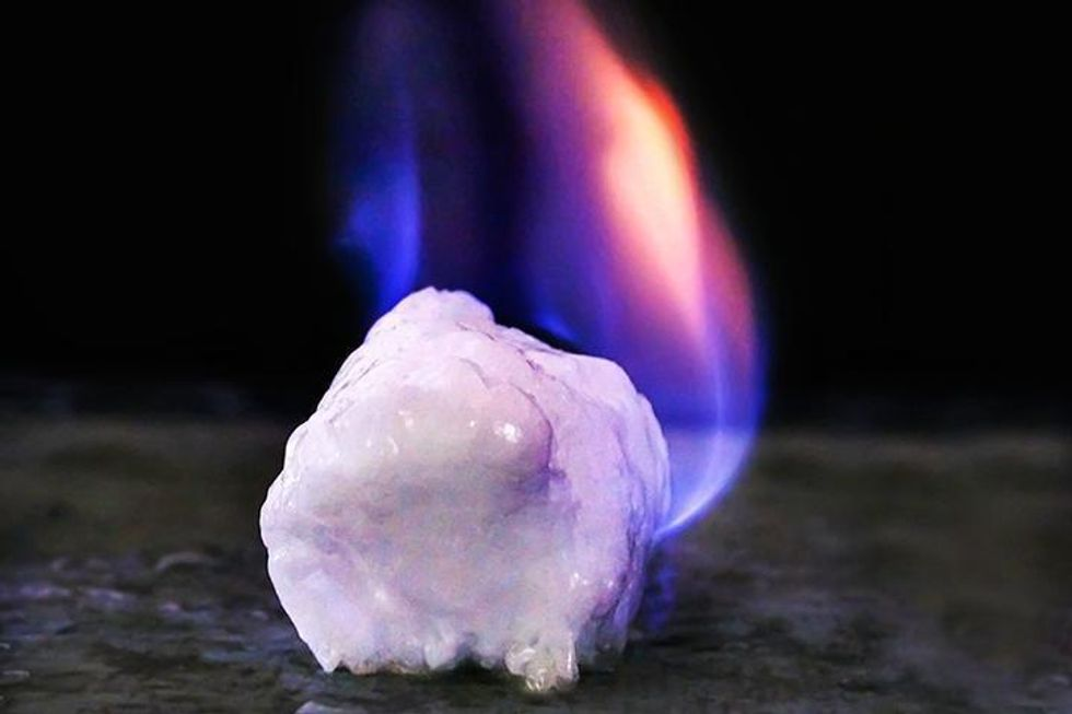 Will Extracting the World's Most Abundant Fossil Fuel Release the Methane Monster?