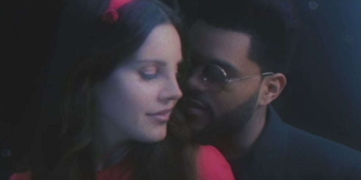 """Lana Del Rey and The Weeknd Are the Damn Dream Couple in New """"Lust For Life"""" Video"""