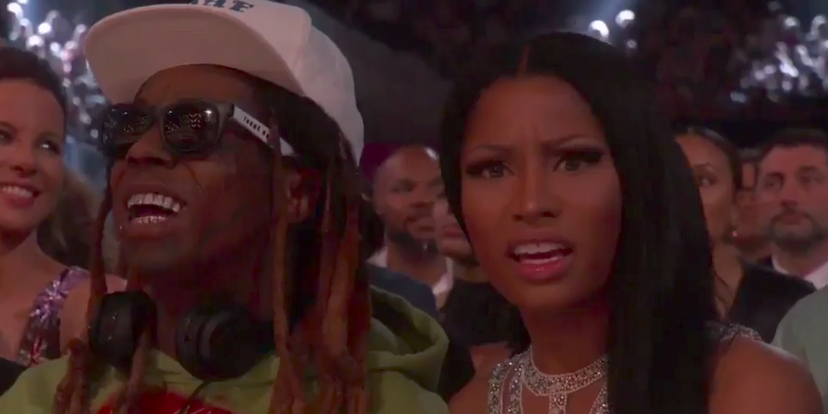 """Nicki Minaj Screaming """"What About Me!"""" When Drake Complimented Vanessa Hudgens Was Everything"""