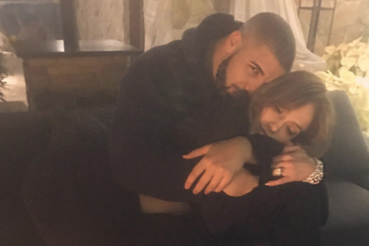 Jennifer Lopez Says Drake Was Just a Booty Call