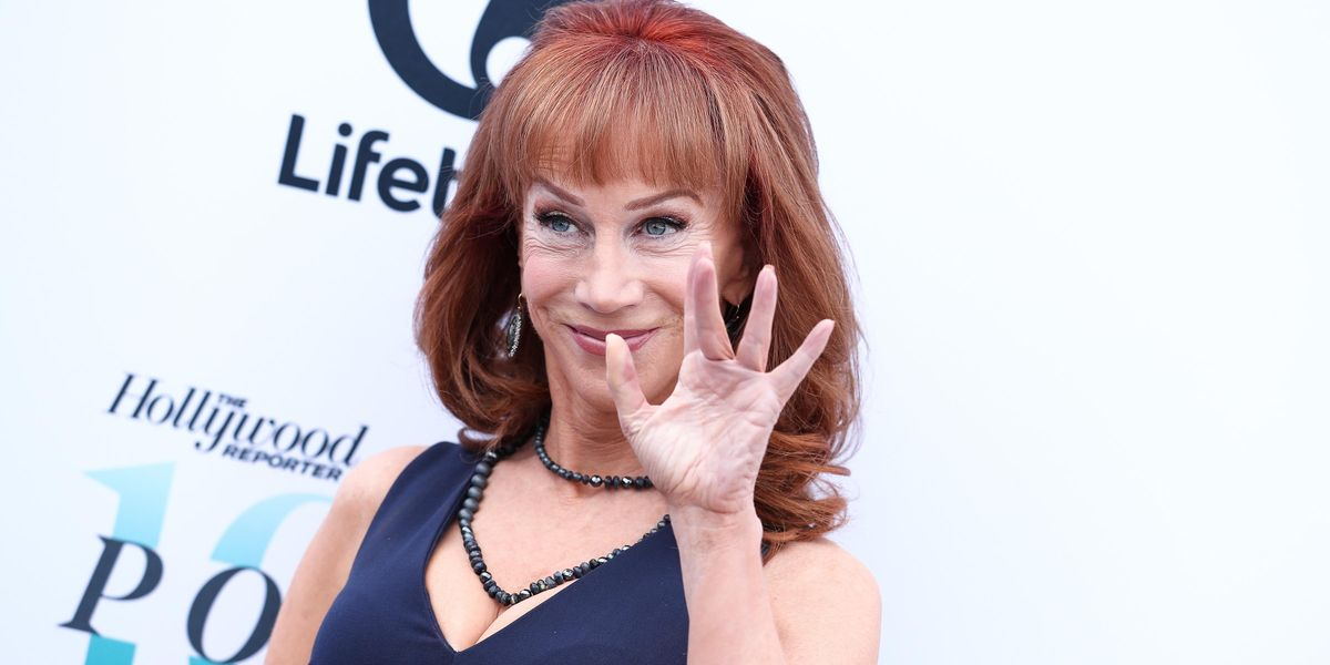 Updated: Kathy Griffin Incites Outrage Over Violent Trump Beheading Video