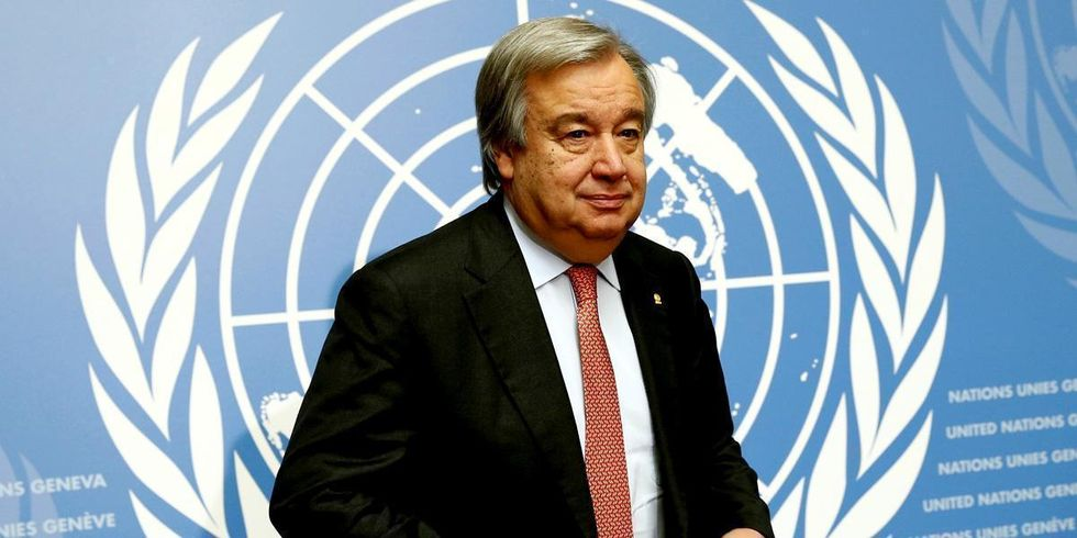UN Chief Calls World 'a Mess' as Trump Expected to Quit Paris Agreement