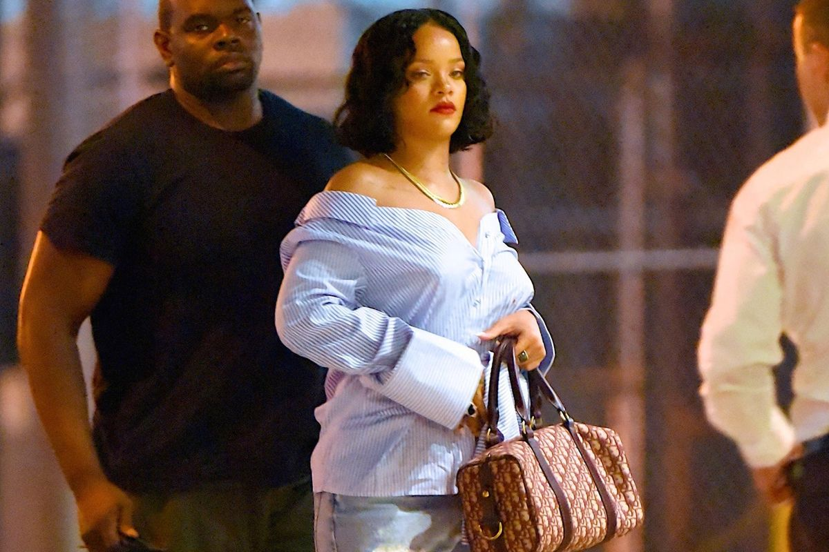 """Rihanna Has Returned to """"Thickanna"""" and the Fat Shamers Have Arrived in Full Force"""