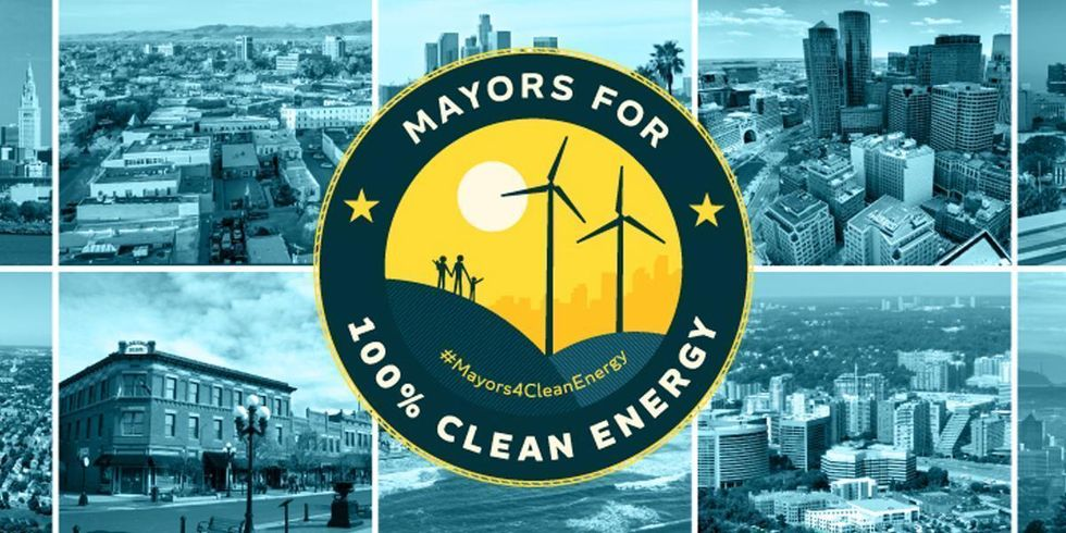 Landmark Resolution Could Pave Way for Cities to Go 100% Renewables