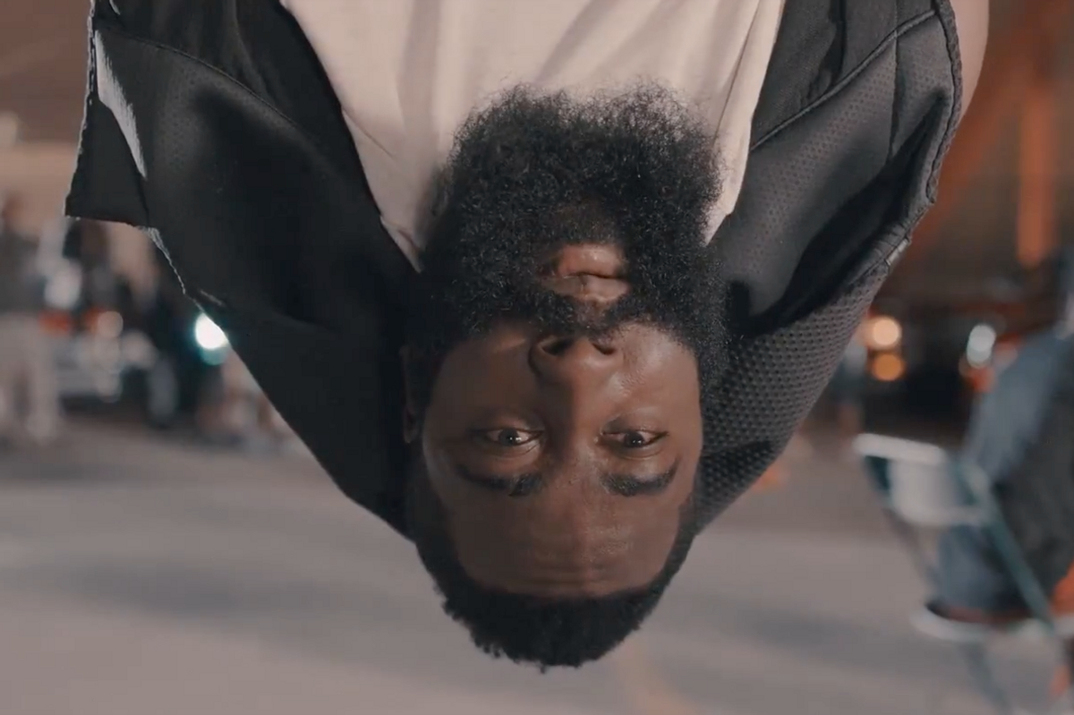 Basketball Legend James Harden Raps Upside-Down in Travis Scott's New Music Video for 'Way Back'