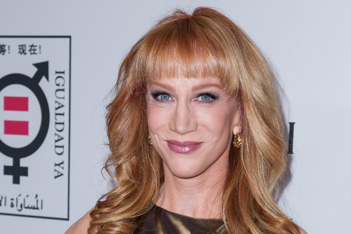 Kathy Griffin Fired From CNN After Gruesome Photoshoot
