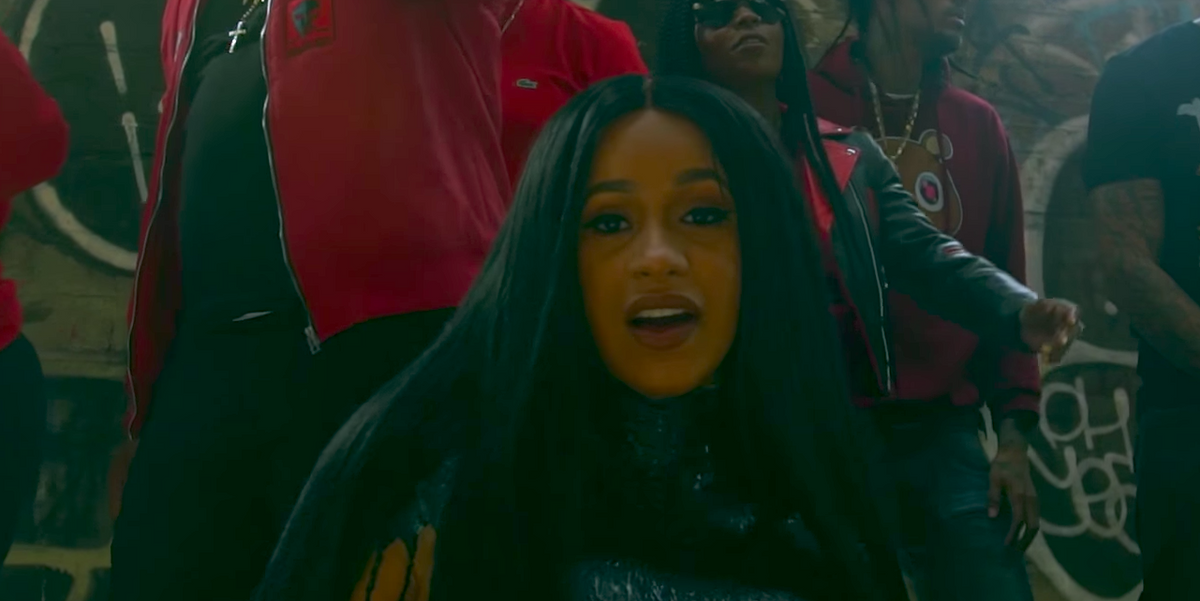 Cardi B and Her Squad Rule the Streets of New York in New 'Pull Up' Video